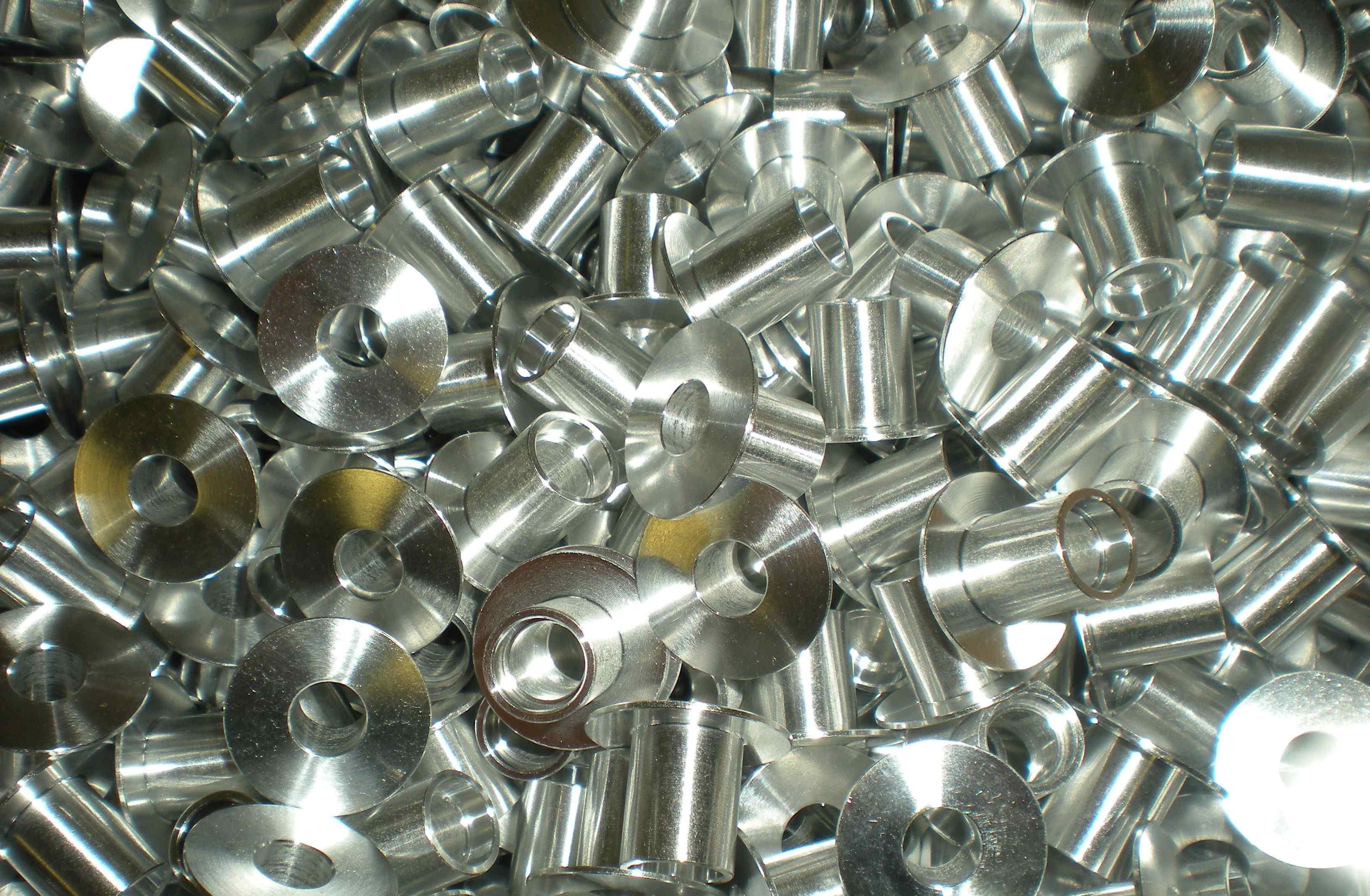 Aluminum Snap Bushing