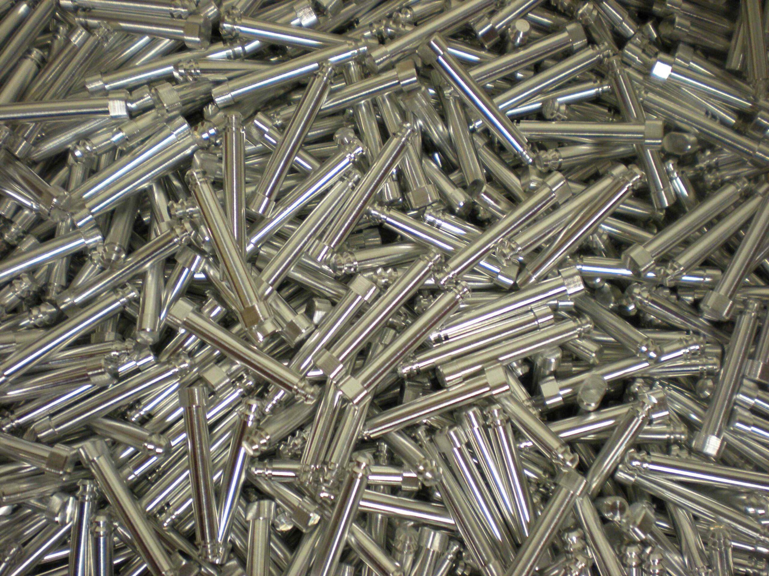 Aluminum Post Fasteners